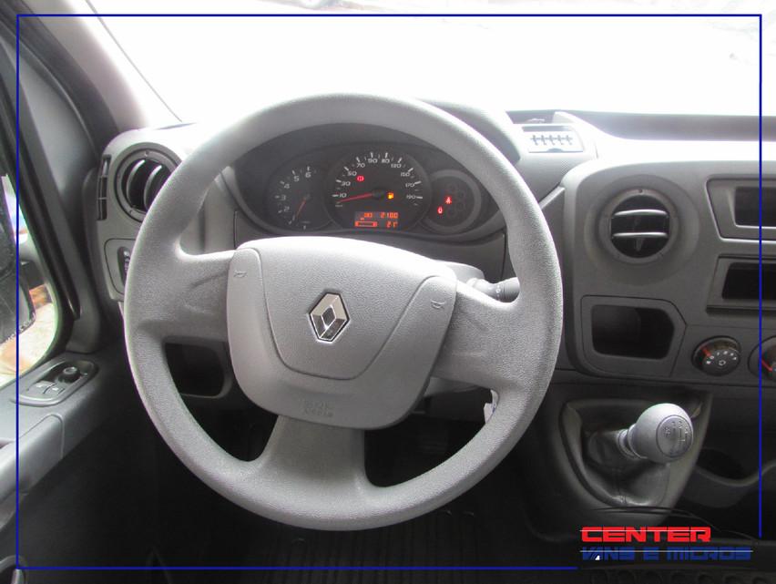 Renault Master Executiva 2019