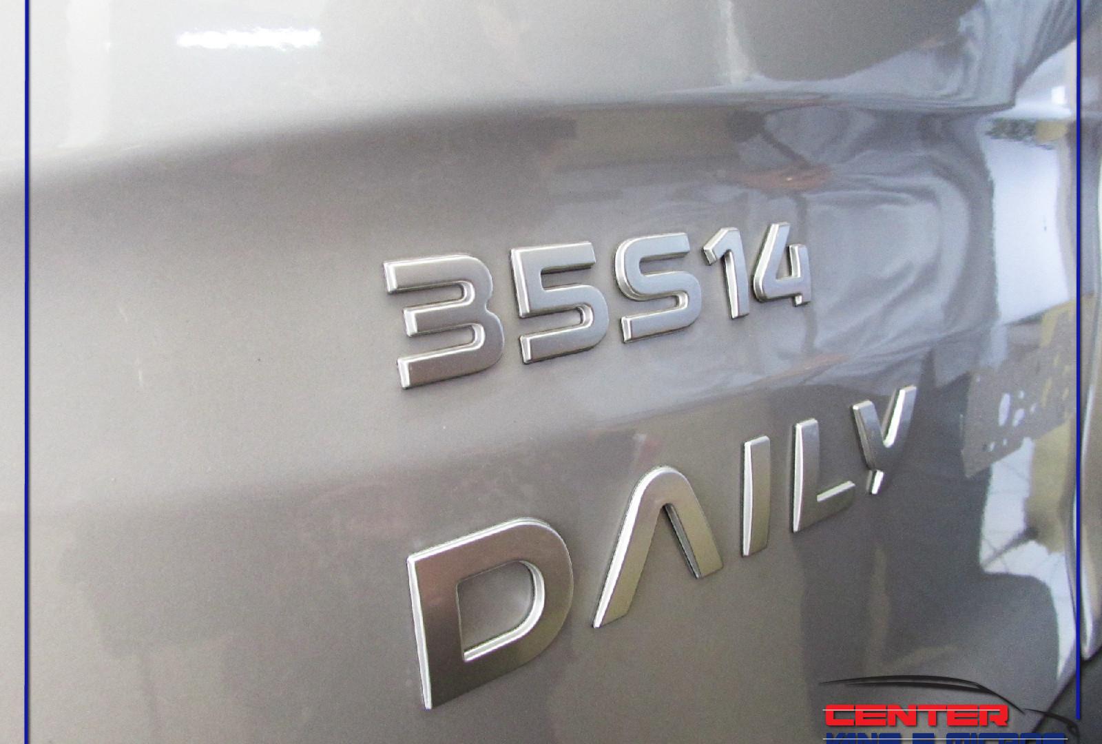 Iveco Daily Bau
