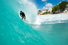 surf tour barbados