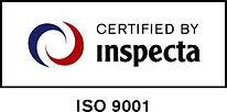 ISO9001 Inspecta sertifikaatti