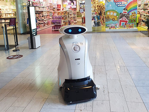 puhdistusrobotti siivousrobotti lattianp