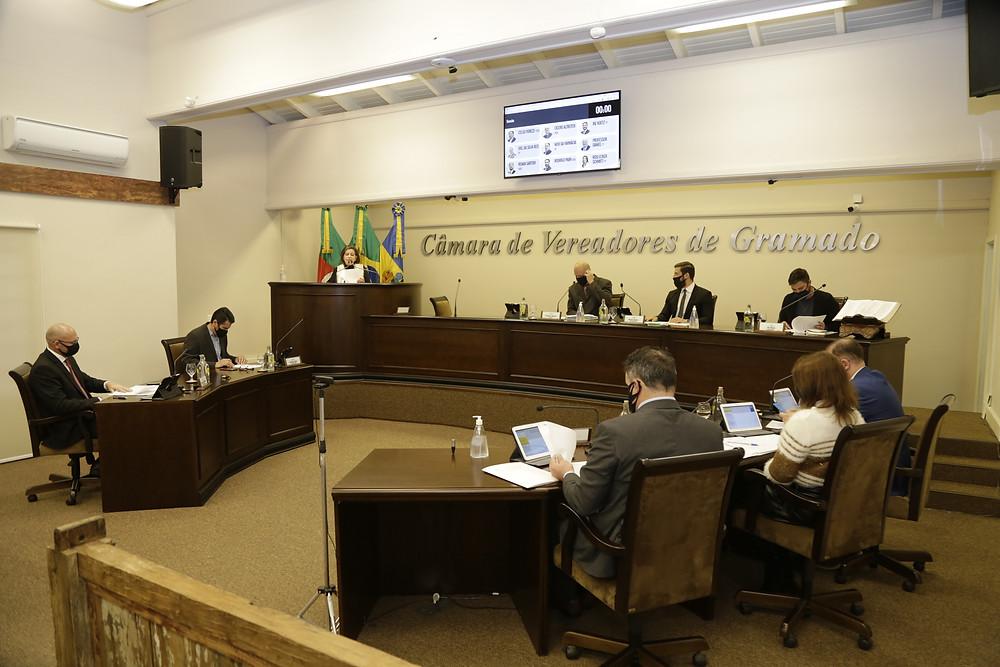 O Projeto de Lei do Legislativo havia sido aprovado por unanimidade na sessão ordinária do dia 21 de junho.