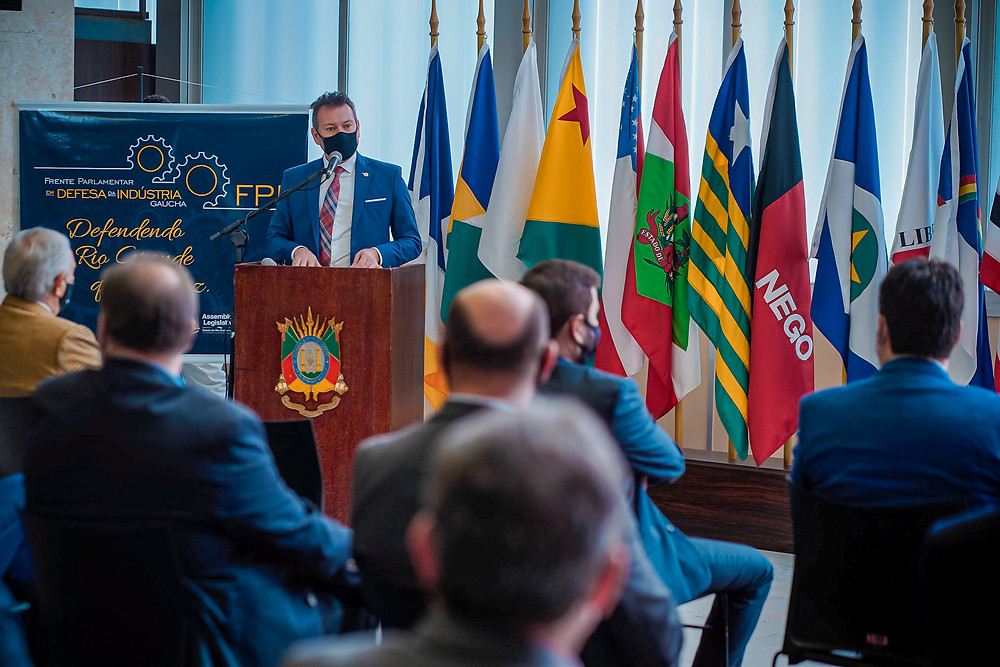 O objetivo da frente parlamentar é unificar ações em torno de uma política industrial capaz de elevar a competitividade do setor industrial como um todo.