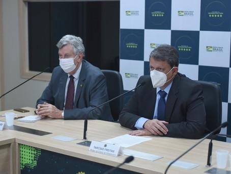 Ministro anuncia edital para projetos do novo Aeroporto Regional da Serra Gaúcha