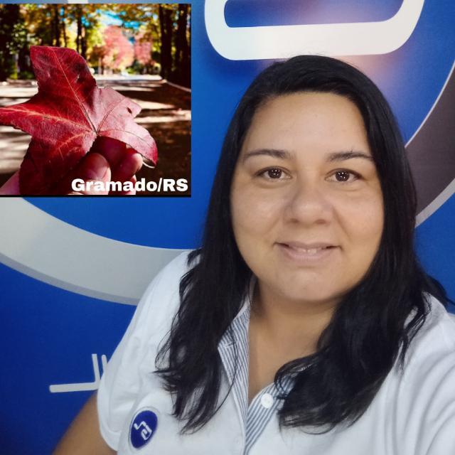 Flávia Vieira Assis (FOTO) é a representante comercial da G2 Net Sul para Gramado e Canela.