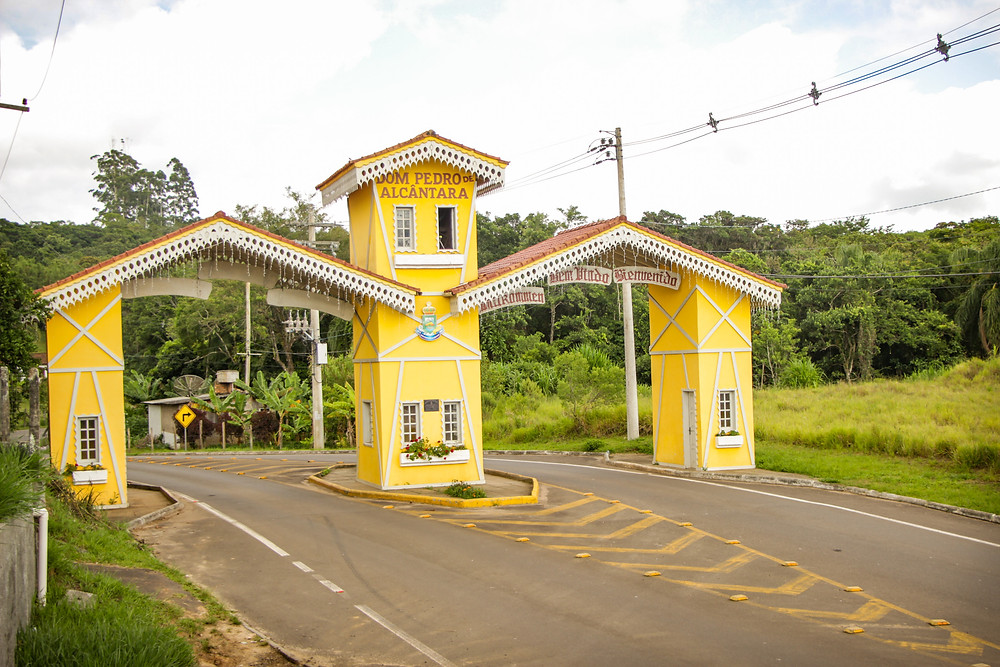 """O município de Dom Pedro de Alcântara (FOTO) tem sua origem na então """"Colônia São Pedro"""", antigo 5º Distrito de Torres, no litoral gaúcho. A área emancipou-se em 28 de dezembro de 1995"""
