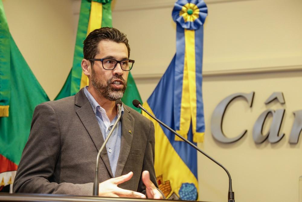 """Na opinião do vereador, """"a implantação de um programa de habitação popular vai beneficiar, também, a questão da segurança em Gramado"""""""