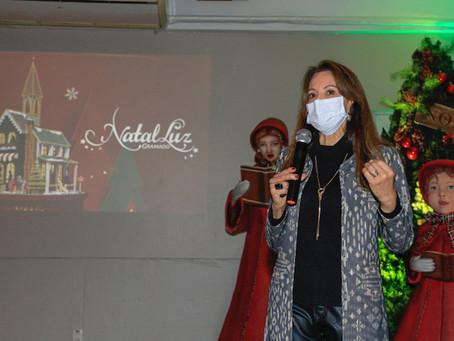 Apresentado o projeto de decoração do 36º Natal Luz de Gramado