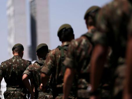 Jovens que completam 18 anos devem fazer o alistamento militar até 30 de junho
