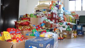 Copa do Bem encerra com três toneladas de alimentos arrecadadas