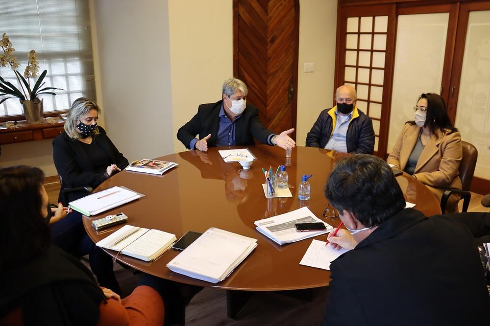 O objetivo do grupo é garantir a organização e o retorno seguro de estudantes e professores