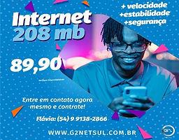 G2 Net Sul