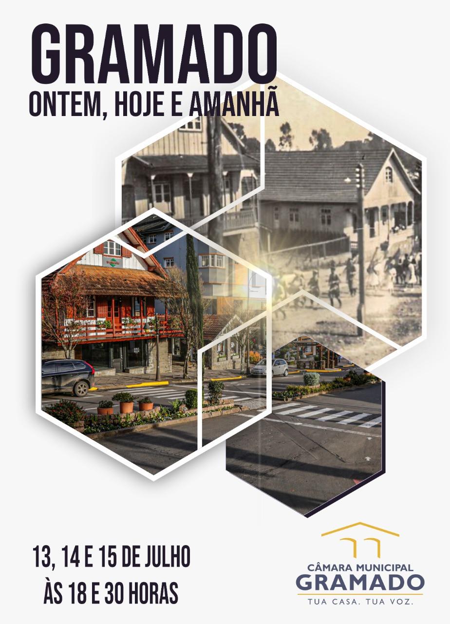 Aberto para toda a comunidade, o evento tem a proposta de discutir a ocupação urbana do município – em paralelo a uma reflexão dos avanços e progressos registrados nas últimas décadas.