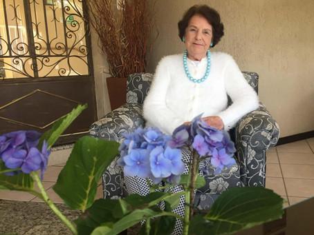 Historiadora Iraci Casagrande Koppe será a patronesse da Feira do Livro de Gramado deste ano