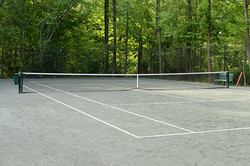 Hamlet clay courts
