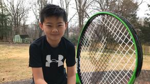 Ray Zhang has first win at #1 Singles