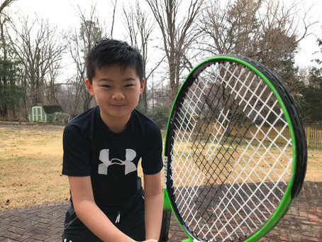 Ray Zhang has first win at #1 Singles