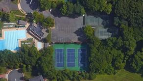 Spring Tennis in McLean