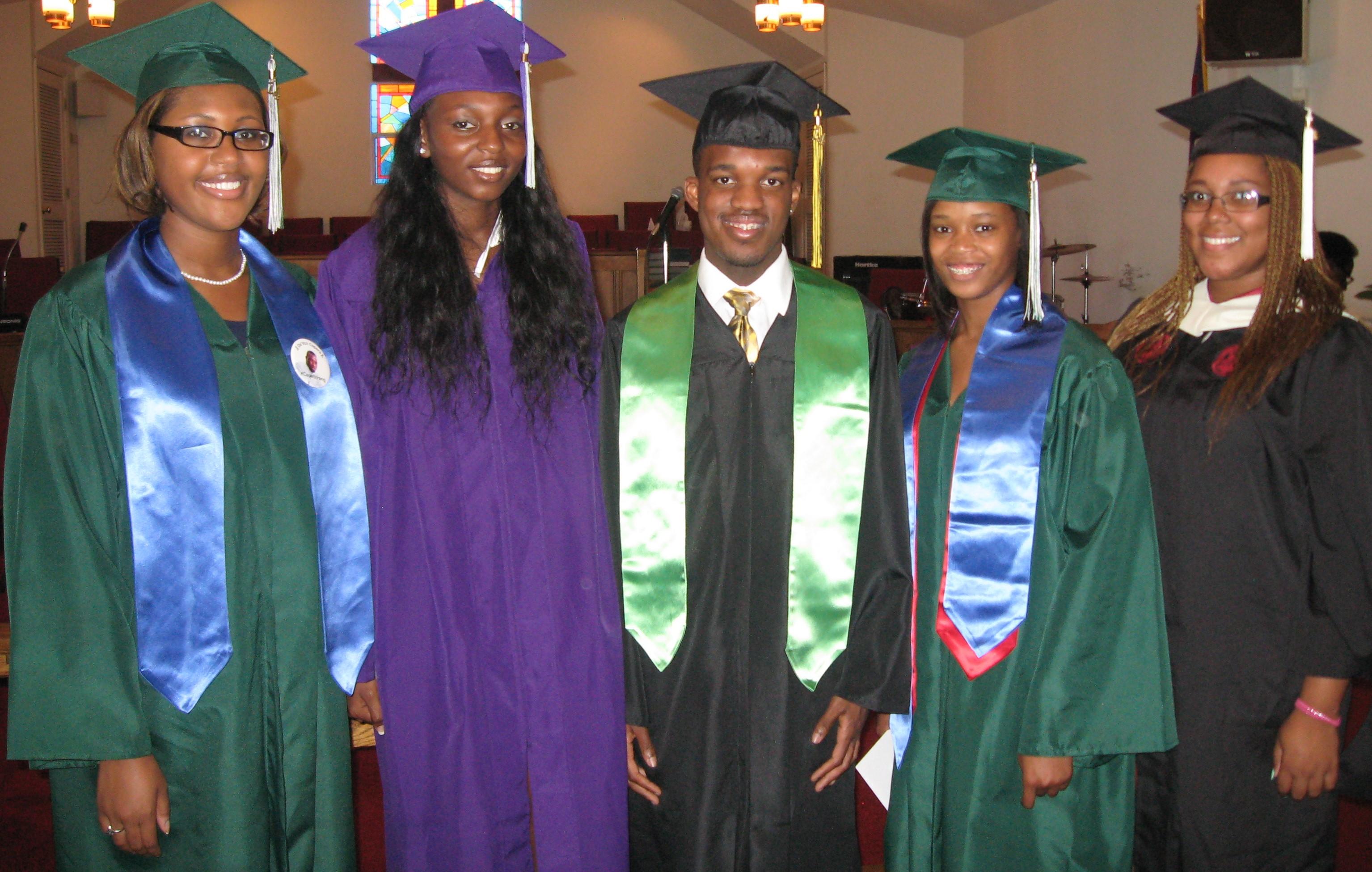 St Paul, Irmo 2014 Graduates