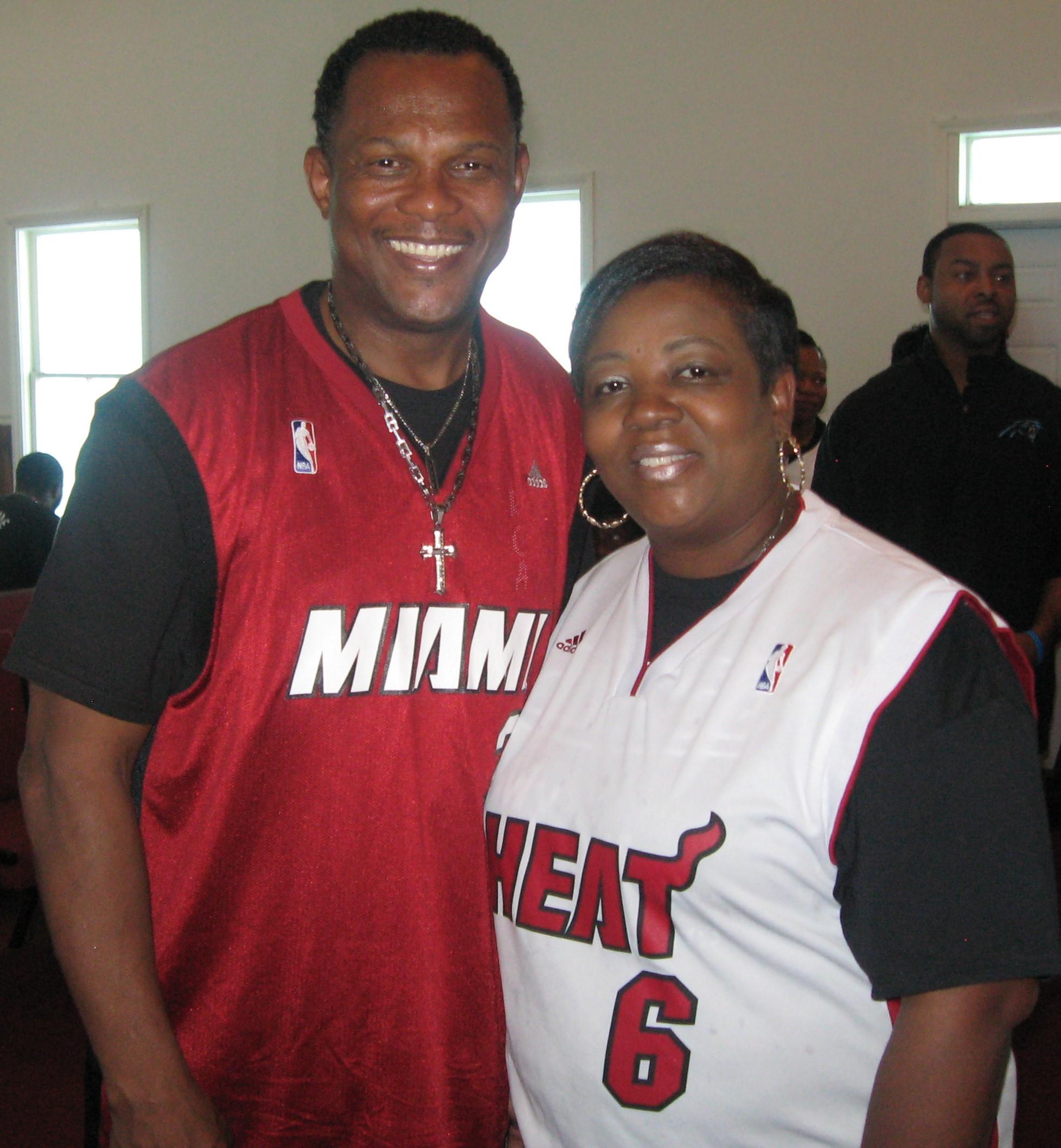 Pastor and Mrs. Scott