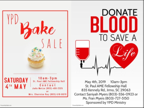 DONATE BLOOD AND SATISFY YOUR SWEET TOOTH