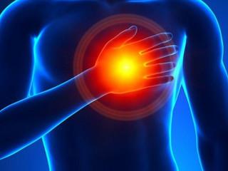 Боли в груди: это сердце?