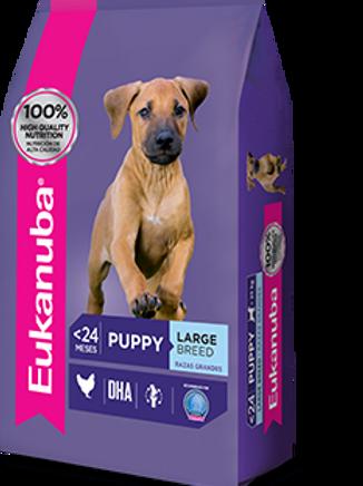 Alimento para cachorros razas grande eukanuba
