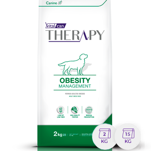 Vitalcan Canine Obesity Management 2 Kg