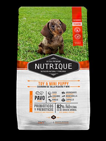 Nutrique Toy & Mini Puppy 3 kg