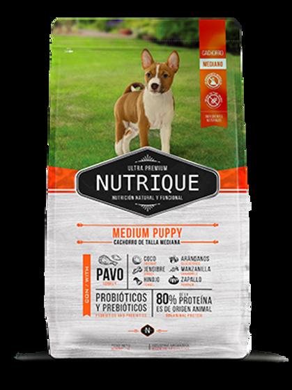 Nutrique Medium Puppy 12 Kg