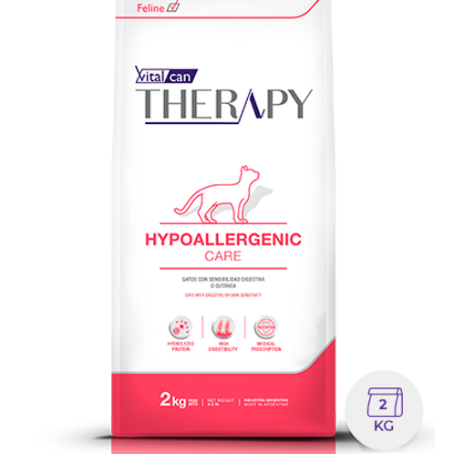 Vitalcan Feline Hypoallergenic Care 2 Kg