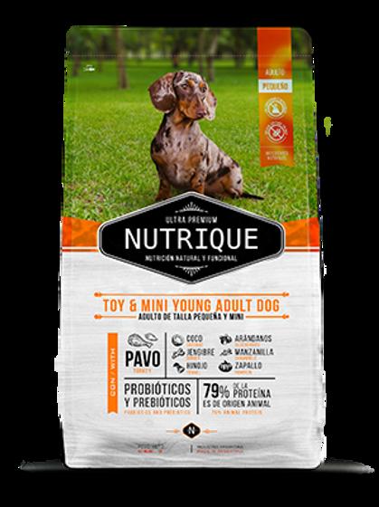 Nutrique Toy & Mini Adult Dog 3Kg