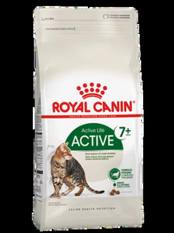 Alimento Gatos Royal Active 7+