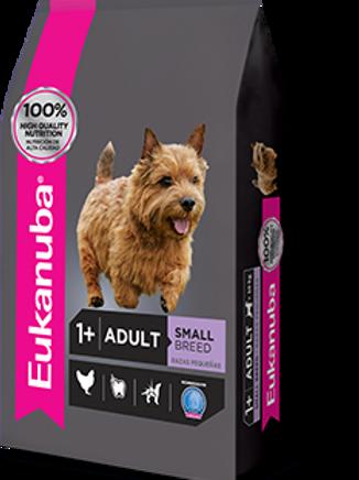 Alimento para perro adulto razas pequeña