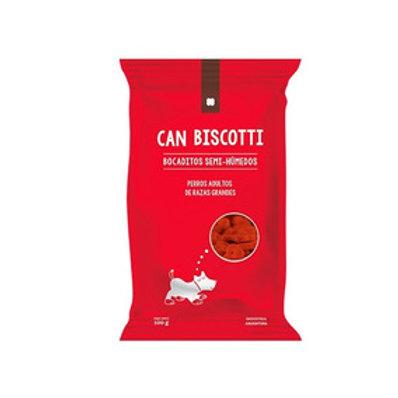 Snacks Can Biscotti Semi-humedos Perro Adulto Raza Grande