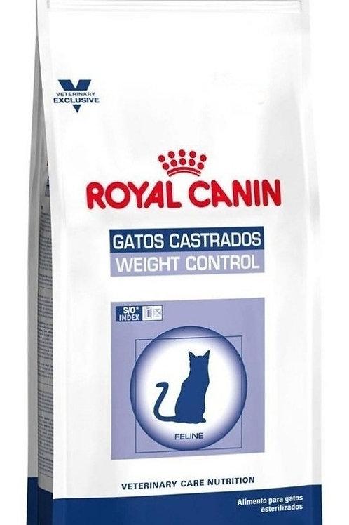 Alimento Gatos Royal Castrados Weight Control