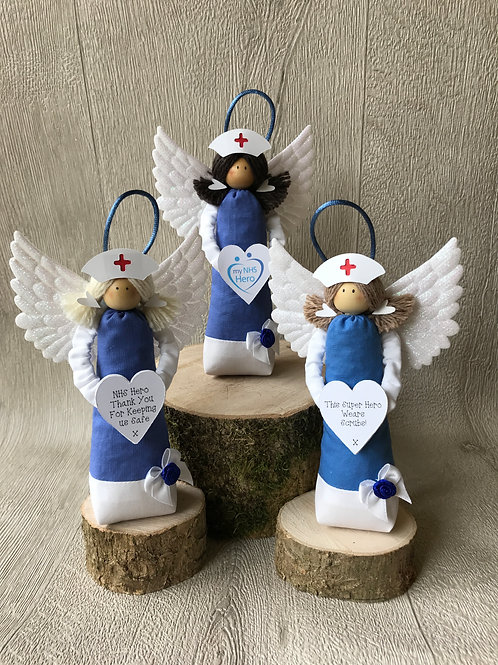 Medium Nurse Angel Collection