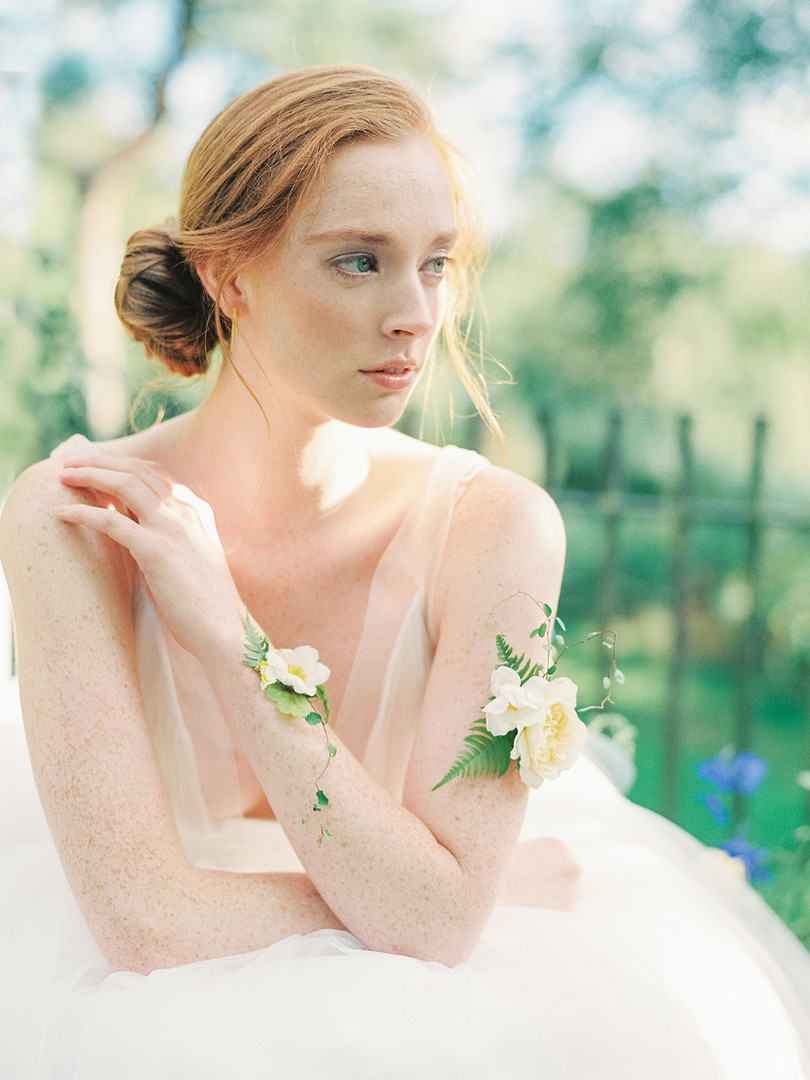 Modern Bride with refined style
