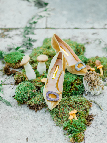 Modern Luxury Bride inspiration