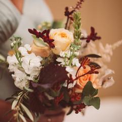 BIgnor Park wedding florist, Bridesmaids Flowers