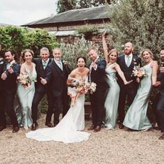 Bignor park wedding florist