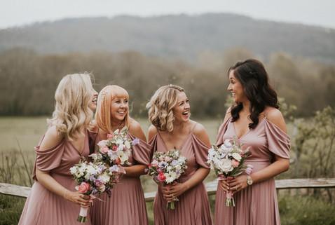 Bridesmaids inspiration
