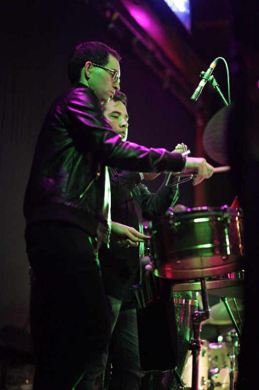 Steve Hernandez & Roland Garcia