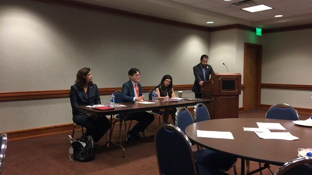 Legislative Briefing and Luncheon, Featuring: Michael Li, Jodie Filkins-Webber, and Representative Mary Gonzales