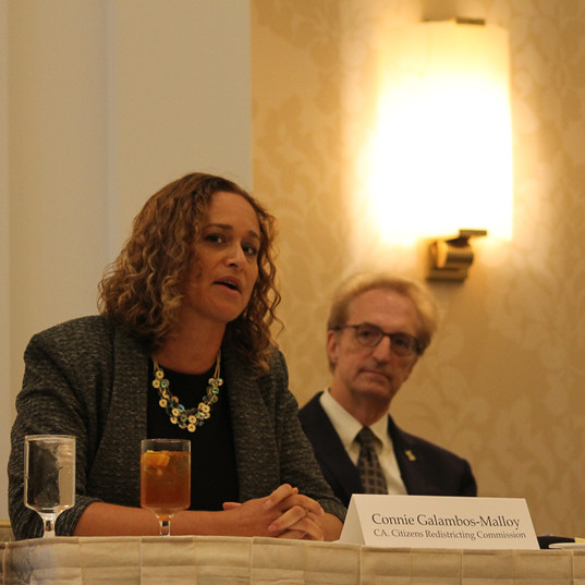 Commissioner Connie Malloy (I)