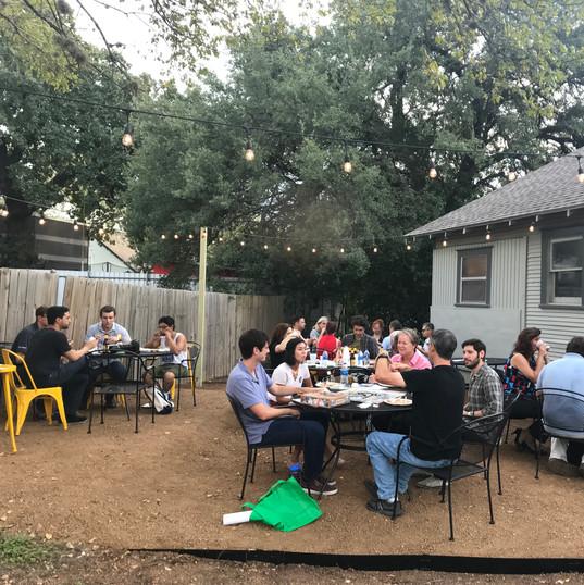 Austin Reception