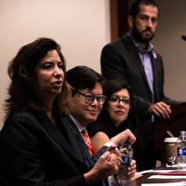 Legislative Briefing at the Capitol, Commissioner Jodie Filkins-Webber (R)