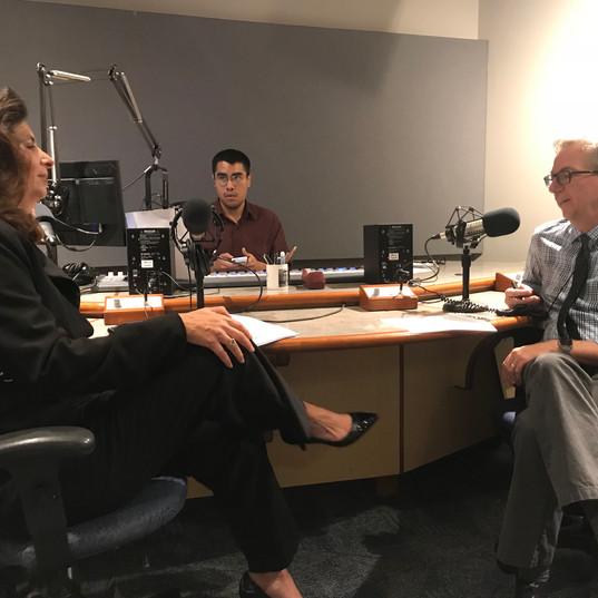 KERA radio interview