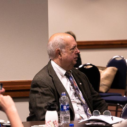 Legislative Briefing at the Capitol