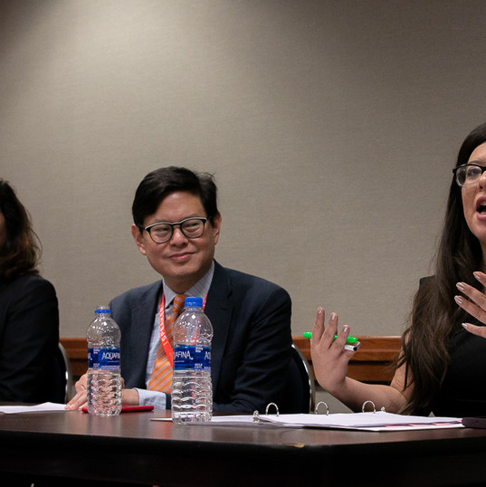 Representative Mary Gonzales, Legislative Briefing at the Capitol
